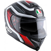 AGV K-5 S Firerace Black/Red  - LIMITED SIZING