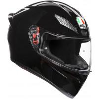 AGV K1 Gloss Black