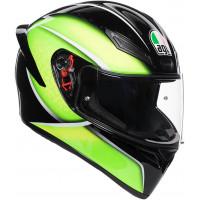 AGV K-1 Qualify Lime