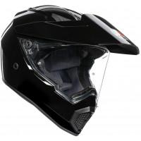 AGV AX9 - Gloss Black