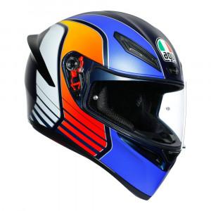 AGV K1 Power Blue/Orange