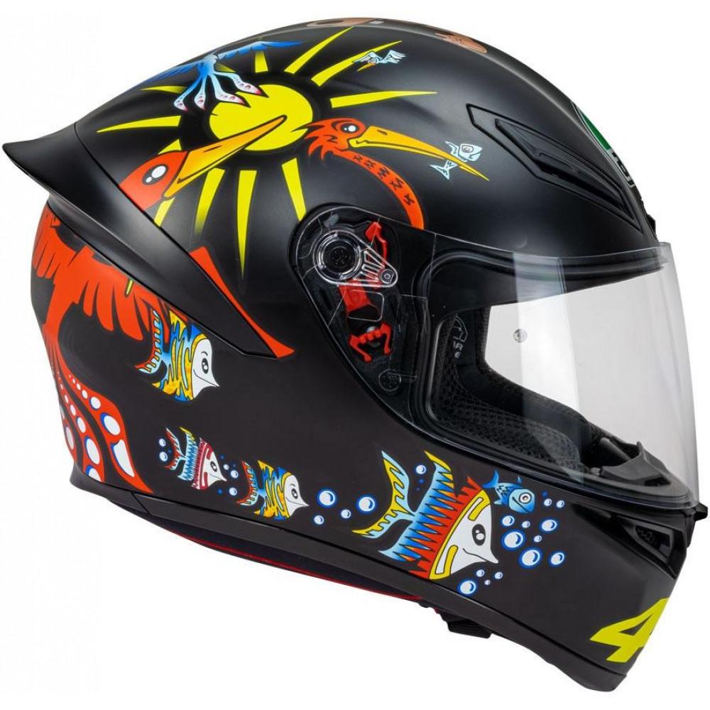 Agv K1 Zoo Matt Black The Helmet Warehouse