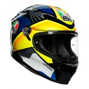 AGV K6 Joan Black/Blue/Yellow