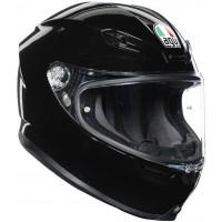 AGV K6 Gloss Black - ETA: MARCH
