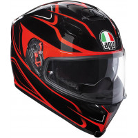 AGV K-5 S Magnitude Black/Red