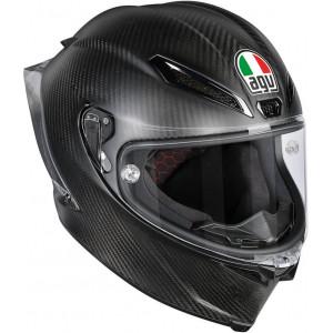 AGV Pista GP R Matt Carbon - LARGE