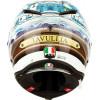 AGV Pista GP R Rossi Winter Test 2017
