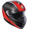 AGV Sportmodular Carbon Aero Red