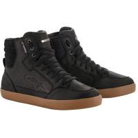 Alpinestars J6 Ride Shoe - Black/Gum