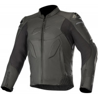 Alpinestars Caliber Leather Jacket - Black