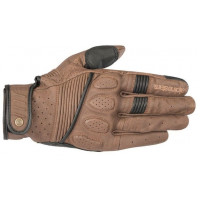 Alpinestars Crazy Eight Glove - Brown - ETA: DECEMBER