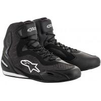 Alpinestars Faster 3 Rideknit Ride Shoes -  Black