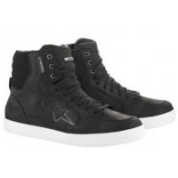 Alpinestars J6 Ride Shoe - Black/White