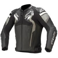 Alpinestars Atem V4 Leather Jacket Black/Grey