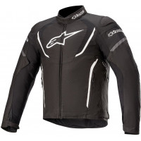 Alpinestars T Jaws V3 Waterproof Jacket - Black / White - ETA: LATE SEPTEMBER