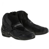 Alpinestars SMX1-R Vented Boot - Black - ETA:- LATE NOVEMBER