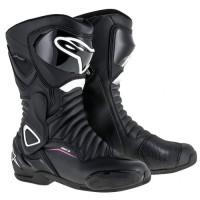 Alpinestars Stella SMX-6 v2 Drystar Ladies Boot - Black/White