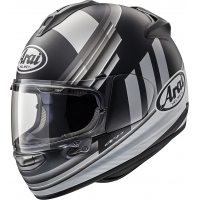 Arai Chaser-X Fence Frost Silver/Black - LIMITED SIZING