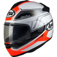 Arai Chaser-X Shaped Red - LIMITED SIZING