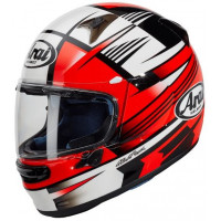 Arai Profile-V Rock Red - Limited Sizing Available