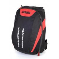 Bagster Funky Evo Back Pack Black/Red