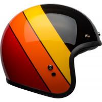 Bell Custom 500 Riff Black/Yellow/Orange/Red