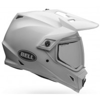 Bell MX-9 Adventure MIPS White - LIMITED SIZING