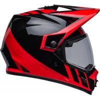 Bell MX-9 Adventure MIPS Dash Black/Red
