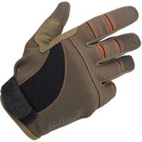 Biltwell Moto Glove - Brown  - NIL STOCK - NO ETA AT MOMENT