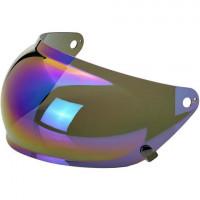 Biltwell Gringo 'S Bubble Rainbow Visor
