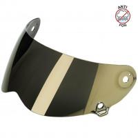 Biltwell Lane Splitter Gold Mirror Visor - NO ETA