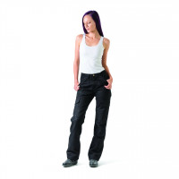 Draggin Cargo Ladies Pant - Black -  ETA:- NOVEMBER