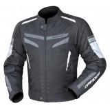 Dririder Air-Ride 5 Jacket - Black/White/Grey