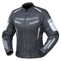 Dririder Air-Ride 5 Ladies Jacket - Black/White/Grey