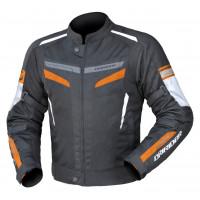 Dririder Air-Ride 5 Jacket - Black/White/Orange