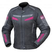 Dririder Air-Ride 5 Ladies Jacket - Black/Pink