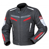 Dririder Air-Ride 5 Jacket - Black/Red - NIL STOCK