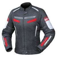 Dririder Air-Ride 5 Ladies Jacket - Black/Red