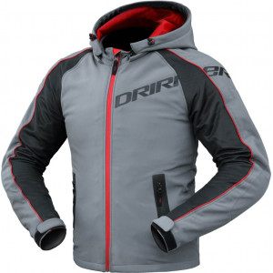 Dririder Atomic Hoody - Grey