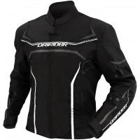 Dririder Origin Jacket - Black/White