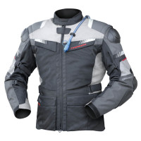Dririder Rallycross Pro 3 Jacket - Black/Grey