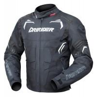 Dririder Redback Jacket - Black/White