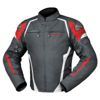 Dririder Sprint Jacket - Black/Red