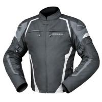Dririder Sprint Jacket - Black/White/Grey