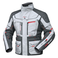 Dririder Vortex Adventure 2 Ladies Jacket - Grey/Black