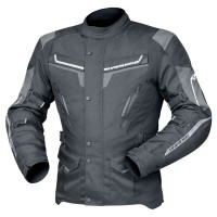 Dririder Apex 5 Jacket - Black/Grey