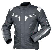 Dririder Apex 5 Jacket - Black/White/Grey