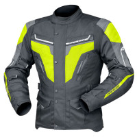 Dririder Apex 5 Jacket - Black/Yellow