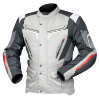 Dririder Apex 5 Ladies Jacket - Grey/White/Black