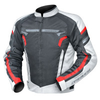 Dririder Air-Ride 4 Jacket - Black/White/Red